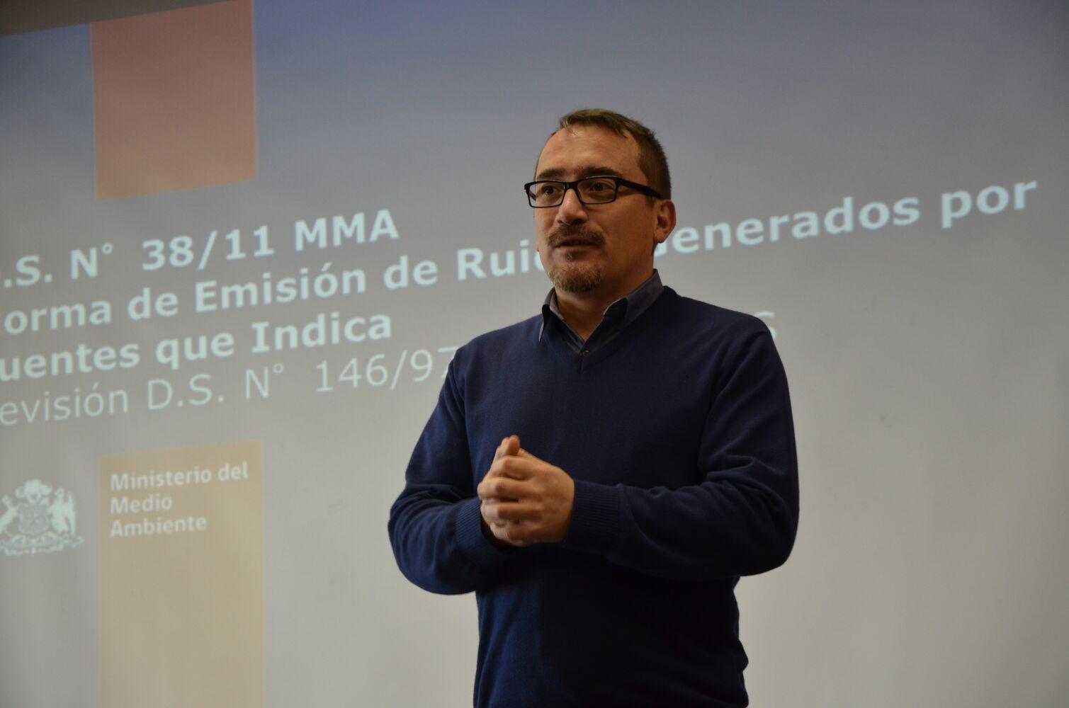 Ing. Acustico, Igor Valdebenito (MMA)