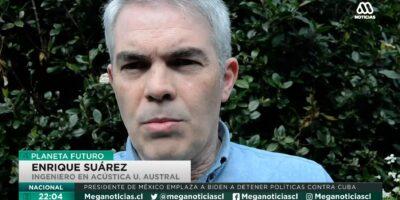 Canal MEGA – Planeta Futuro : Aplicación medirá el ruido en la ciudad